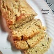 Banana bread -thumbnail